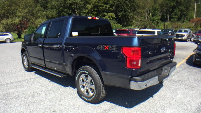 2018 F-150 Crew Cab 4x4 Pickup #Y177316 - photo 2