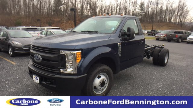 2017 F-350 Regular Cab DRW Cab Chassis #Y177323 - photo 1