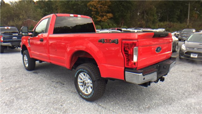 2017 F-250 Regular Cab 4x4 Pickup #Y177332 - photo 2