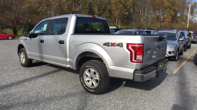 2017 F-150 Crew Cab 4x4 Pickup #Y177362 - photo 2