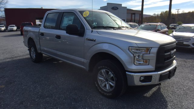 2017 F-150 Crew Cab 4x4 Pickup #Y177362 - photo 4