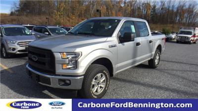 2017 F-150 Crew Cab 4x4 Pickup #Y177362 - photo 1