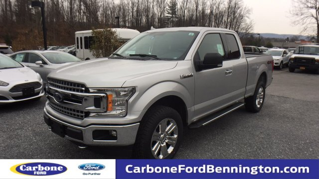 2018 F-150 Super Cab 4x4, Pickup #Y1777318 - photo 1