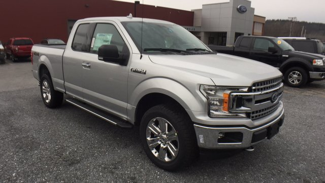 2018 F-150 Super Cab 4x4, Pickup #Y1777318 - photo 4