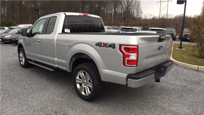 2018 F-150 Super Cab 4x4, Pickup #Y1777318 - photo 2