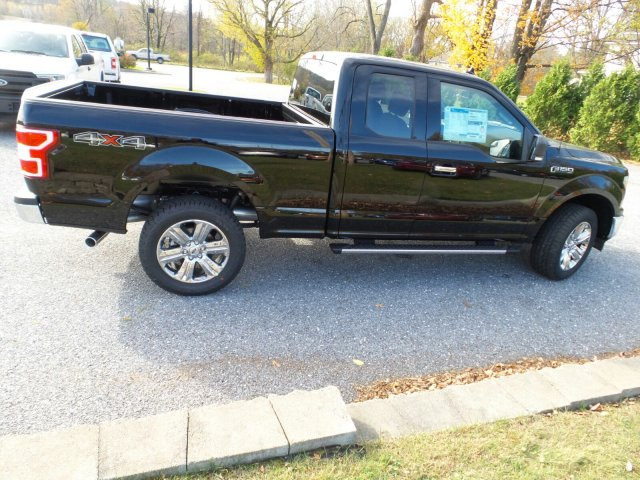 2018 F-150 Super Cab 4x4 Pickup #Y1777320 - photo 7