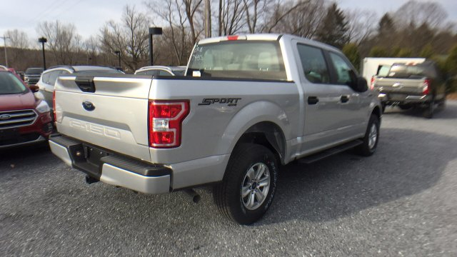 2018 F-150 Crew Cab 4x4, Pickup #Y183006 - photo 5