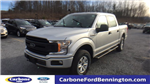 2018 F-150 Crew Cab 4x4, Pickup #Y183006 - photo 1