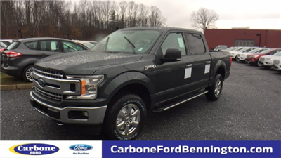 2018 F-150 Crew Cab 4x4, Pickup #Y183017 - photo 1