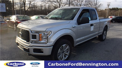 2018 F-150 Super Cab 4x4, Pickup #Y183059 - photo 1