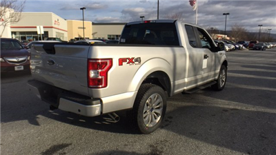 2018 F-150 Super Cab 4x4, Pickup #Y183059 - photo 5