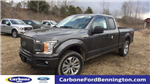 2018 F-150 Super Cab 4x4, Pickup #Y183075 - photo 1