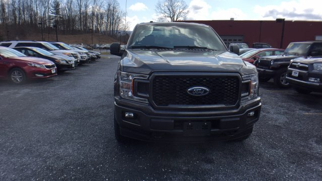 2018 F-150 Super Cab 4x4, Pickup #Y183092 - photo 3