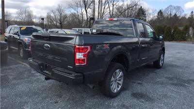 2018 F-150 Super Cab 4x4, Pickup #Y183092 - photo 5