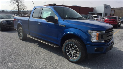 2018 F-150 Super Cab 4x4,  Pickup #Y183095 - photo 4