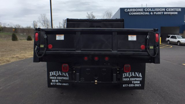 2017 F-350 Regular Cab DRW 4x4,  Rugby Eliminator LP Steel Dump Body #4174193 - photo 10