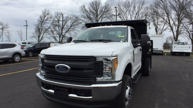 2017 F-350 Regular Cab DRW 4x4,  Rugby Eliminator LP Steel Dump Body #4174193 - photo 1