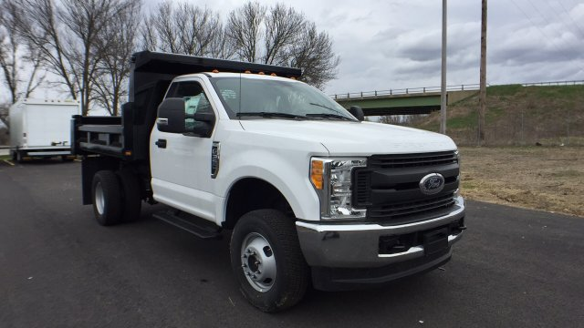 2017 F-350 Regular Cab DRW 4x4,  Dump Body #4174193 - photo 4