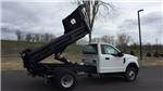 2017 F-350 Regular Cab DRW 4x4,  Rugby Eliminator LP Steel Dump Body #4174193 - photo 18
