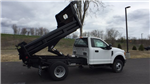 2017 F-350 Regular Cab DRW 4x4,  Rugby Eliminator LP Steel Dump Body #4174193 - photo 19