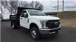 2017 F-350 Regular Cab DRW 4x4,  Rugby Eliminator LP Steel Dump Body #4174193 - photo 4