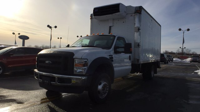 2010 F-450 Regular Cab DRW,  Refrigerated Body #4174304A - photo 1