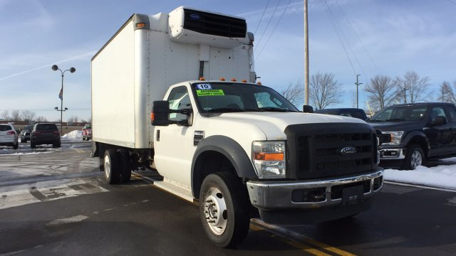 2010 F-450 Regular Cab DRW,  Refrigerated Body #4174304A - photo 4
