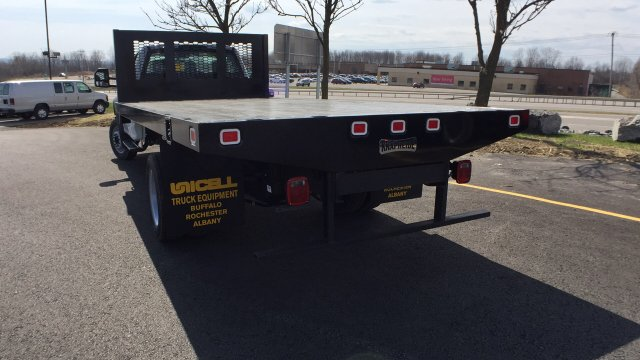 2018 F-550 Regular Cab DRW,  Platform Body #4184185 - photo 2