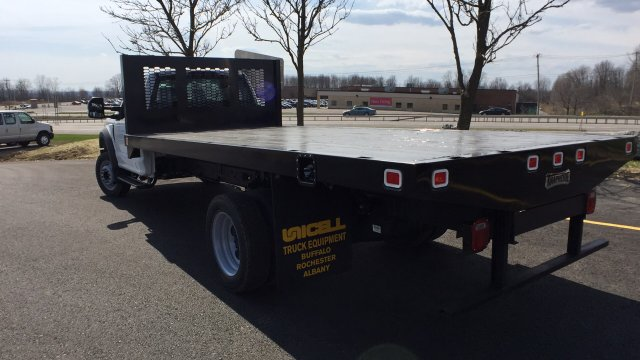 2018 F-550 Regular Cab DRW,  Platform Body #4184185 - photo 11