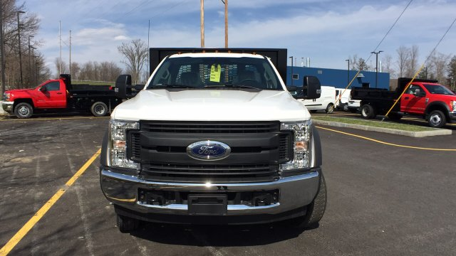 2018 F-550 Regular Cab DRW,  Platform Body #4184185 - photo 3