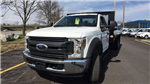 2018 F-550 Regular Cab DRW,  Platform Body #4184185 - photo 1