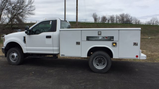 2018 F-350 Regular Cab DRW 4x4,  Service Body #4184186 - photo 12