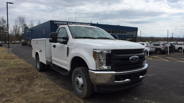 2018 F-350 Regular Cab DRW 4x4,  Service Body #4184186 - photo 4