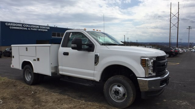 2018 F-350 Regular Cab DRW 4x4,  Service Body #4184186 - photo 5
