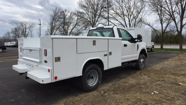 2018 F-350 Regular Cab DRW 4x4,  Service Body #4184186 - photo 8