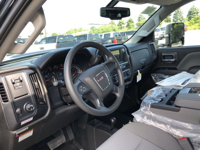 2019 Sierra 3500 Regular Cab DRW 4x4,  Rugby Dump Body #109034 - photo 12