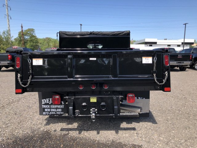 2019 Sierra 3500 Regular Cab DRW 4x4,  Rugby Dump Body #109034 - photo 4