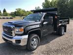 2019 Sierra 3500 Regular Cab DRW 4x4,  Rugby Dump Body #109034 - photo 1