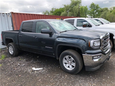 2018 Sierra 1500 Crew Cab 4x4,  Pickup #3G8111 - photo 4