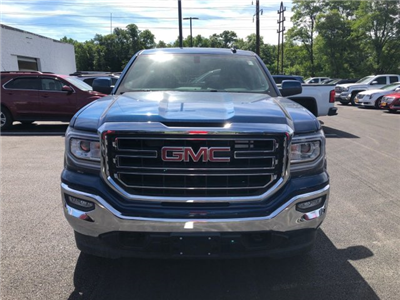 2018 Sierra 1500 Extended Cab 4x4,  Pickup #3G8136 - photo 8