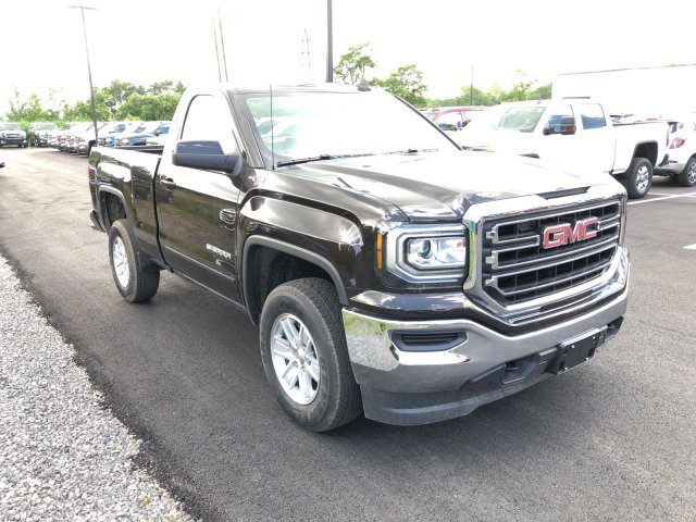 2018 Sierra 1500 Regular Cab 4x4,  Pickup #3G8161 - photo 3
