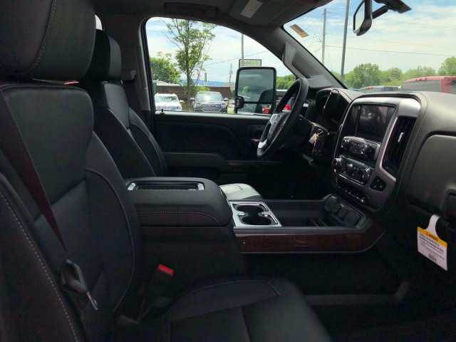 2018 Sierra 3500 Crew Cab 4x4,  Pickup #3G8244 - photo 11