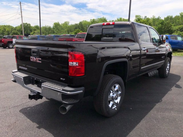 2018 Sierra 3500 Crew Cab 4x4,  Pickup #3G8244 - photo 2