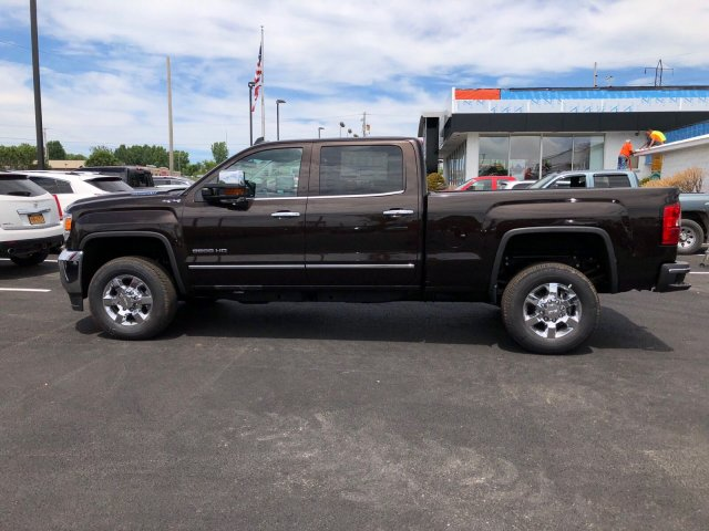 2018 Sierra 3500 Crew Cab 4x4,  Pickup #3G8244 - photo 6