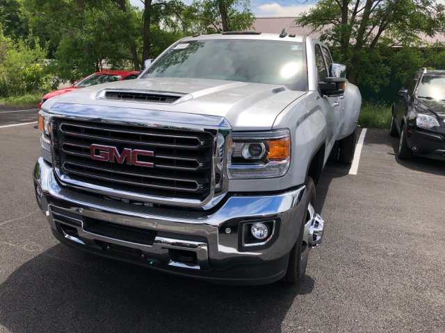 2018 Sierra 3500 Crew Cab 4x4,  Pickup #3G8245 - photo 7