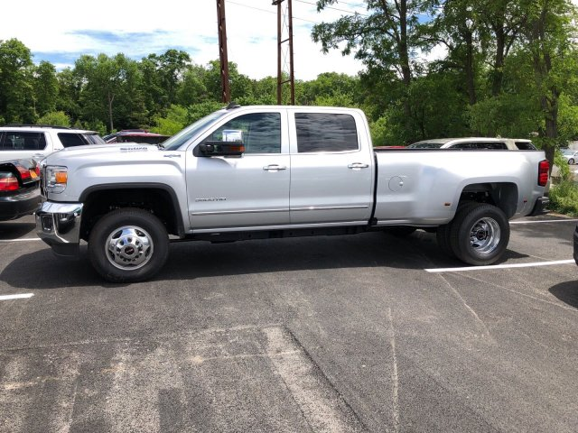 2018 Sierra 3500 Crew Cab 4x4,  Pickup #3G8245 - photo 6