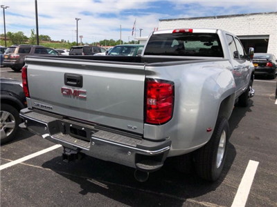 2018 Sierra 3500 Crew Cab 4x4,  Pickup #3G8245 - photo 2