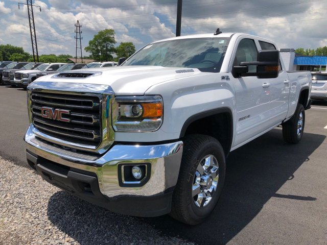 2018 Sierra 2500 Crew Cab 4x4,  Pickup #3G8248 - photo 1