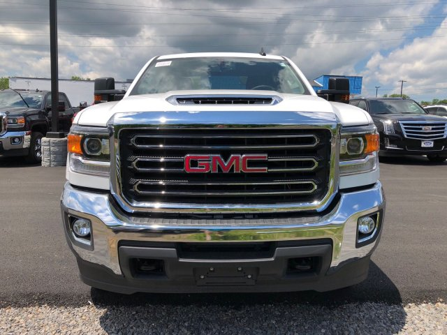 2018 Sierra 2500 Crew Cab 4x4,  Pickup #3G8248 - photo 8