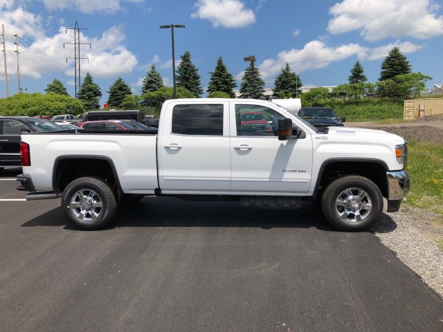 2018 Sierra 2500 Crew Cab 4x4,  Pickup #3G8248 - photo 4